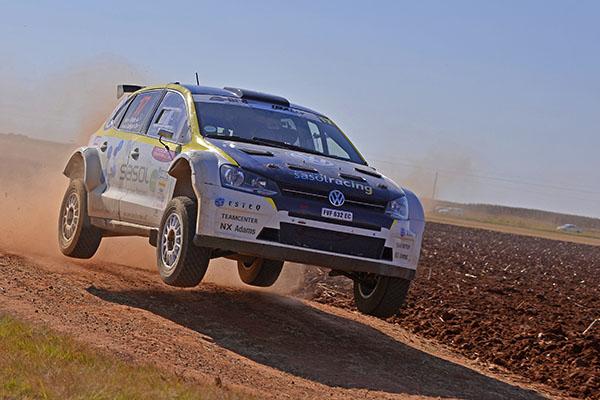 2013 Toyota Gauteng Dealer Rally: Lategan/White