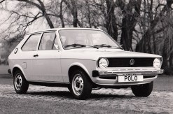 1975 Volkswagen Polo (UK)