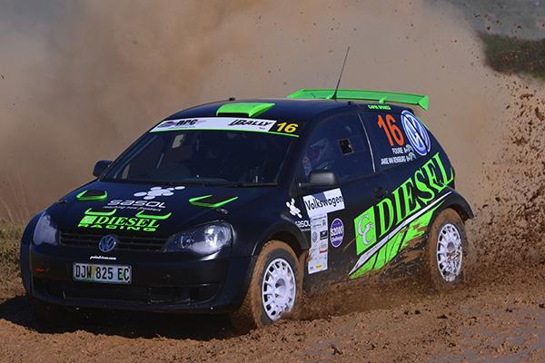 2013 Volkswagen Rally: Van Rensburg/Fourie