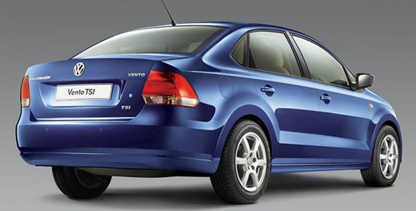 2013 Volkswagen Vento TSI (India)