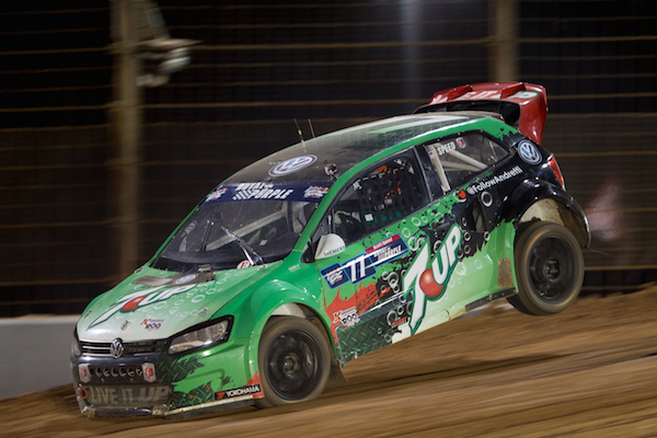 2014 Red Bull Global Rallycross Championship, Charlotte: Speed