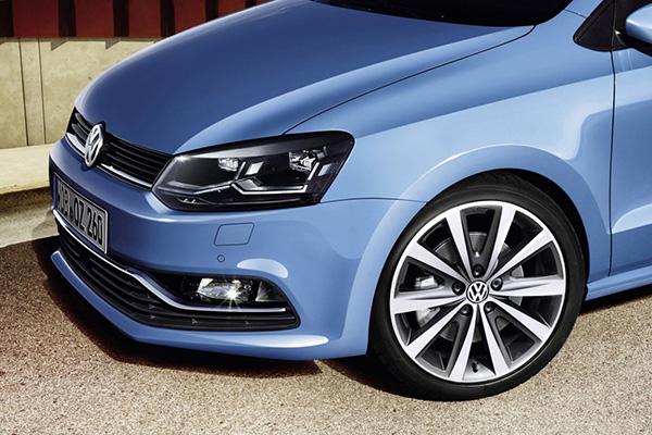 2014 Volkswagen Polo, accessories: alloy wheel