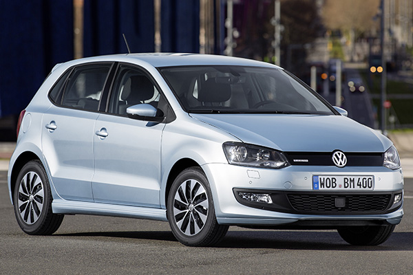 2014 Volkswagen Polo BlueMotion (6C)