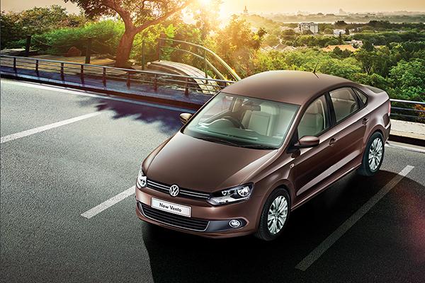 2014 Volkswagen Vento (India)