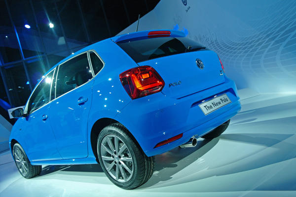 2014 Volkswagen Polo 6R (F): press presentation – Polo 'Fresh'