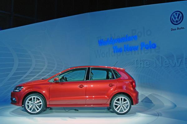 2014 Volkswagen Polo 6R (F): press presentation