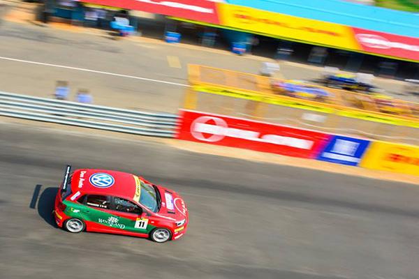 Volkswagen Polo R Cup 2014:  Coimbatore