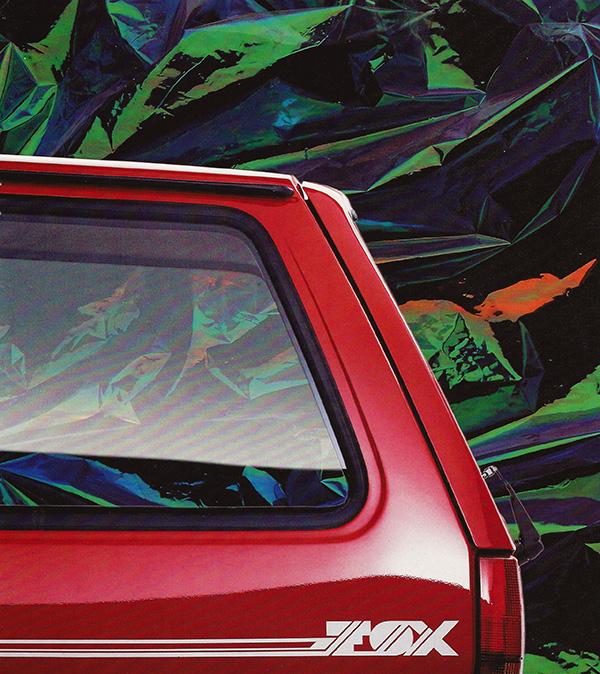 1985 Volkswagen Polo Fox