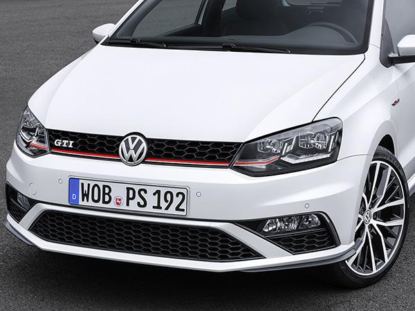 2014 Volkswagen Polo GTI