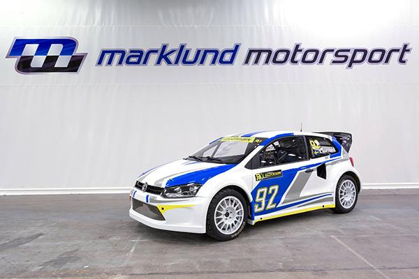 2014 World Rallycross Championship: Marlund Motorsport, Marklund