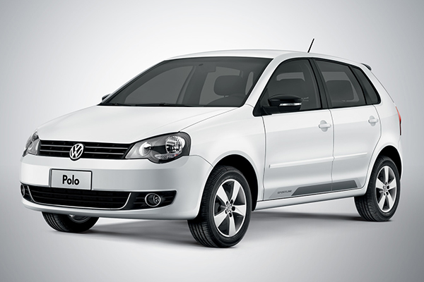 2014 Volkswagen Polo Sportline (Brazil)