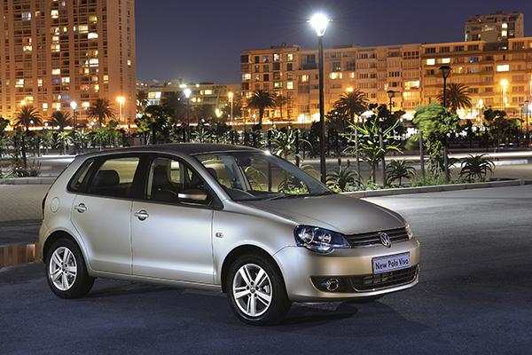 2014 Volkswagen Polo Vivo