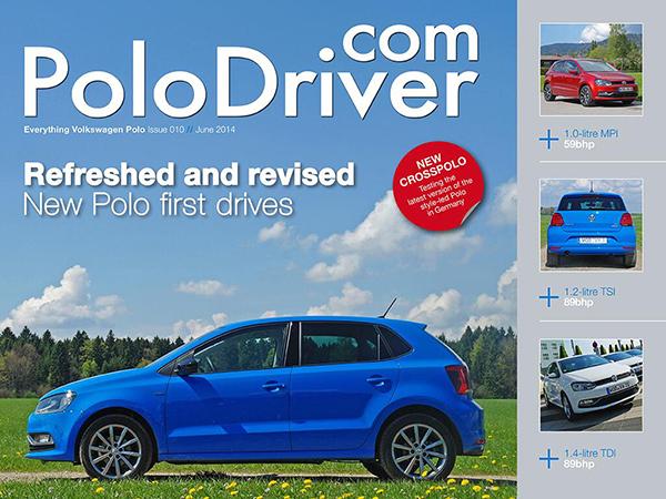 PoloDriver.com New Polo First Drive mini-magazine
