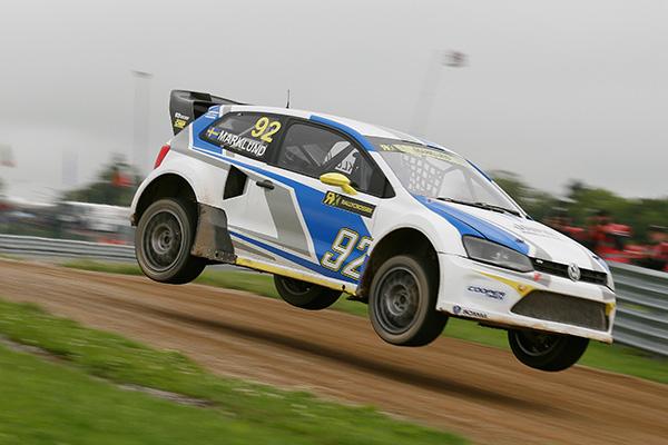 2014 FIA World Rallycross Championship, World RX of Canada: Marklund