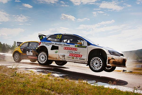 2014 Volkswagen Polo RX, World RX of Sweden: Kristoffersson