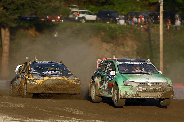 2014 Volkswagen Polo RX, GRC Seattle: Speed