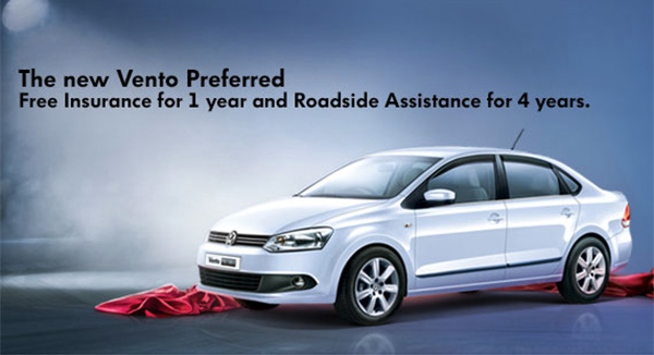 2014 Volkswagen Vento Preferred (India)