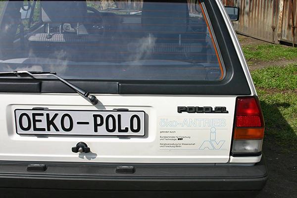 1989 Volkswagen Öko-Polo