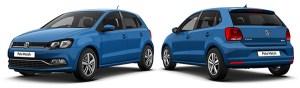 2016 Volkswagen Polo Match (UK)