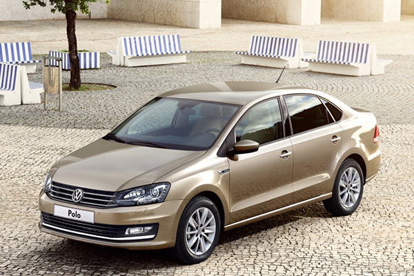 2015 Volkswagen Polo Sedan