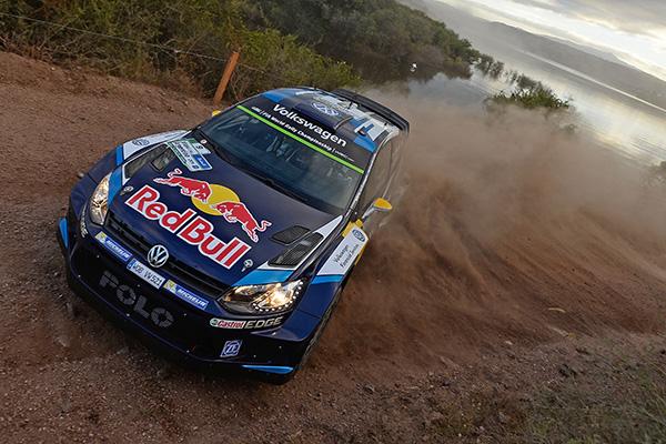 2015 Volkswagen Polo R WRC, Rally Argentina: Mikkelsen/Fløene