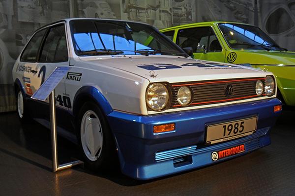 Techno Classica 2015: 1985 Volkswagen Polo G40 'Endurance'