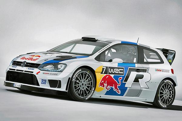 Techno Classica 2015: 2013  Volkswagen Polo R WRC