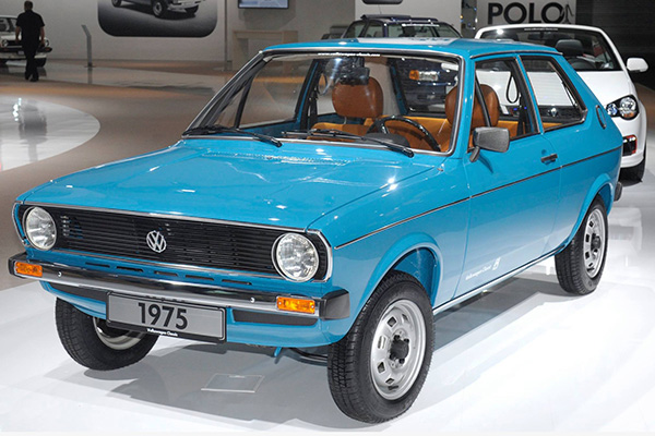 vw celebrates 40 years of the polo at techno classica 2015 polodriver. Black Bedroom Furniture Sets. Home Design Ideas