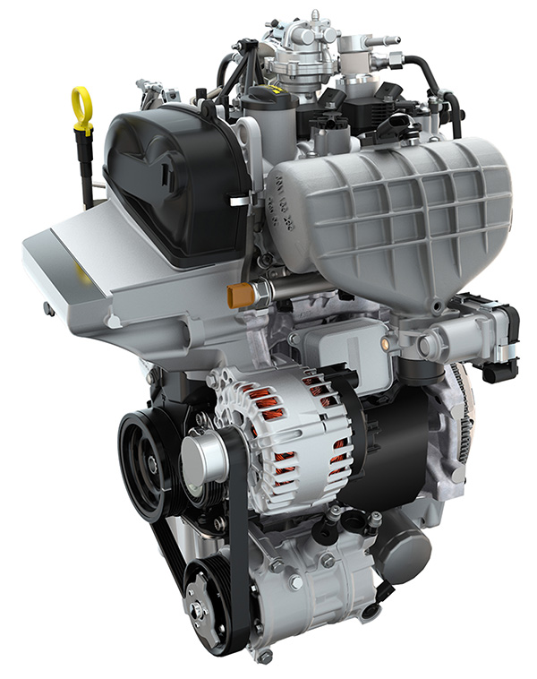 Volkswagen 1.0-litre TSI engine