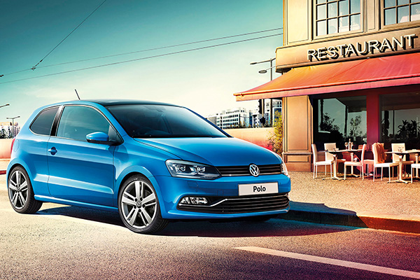 2016 Volkswagen Polo Match Edition (UK)