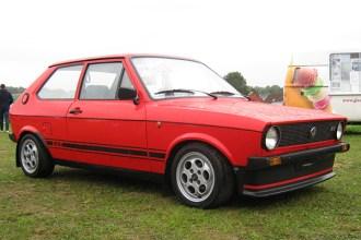 1978 Volkswagen Polo RX: Geoffroy Thiron