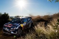 2016 Volkswagen Polo R WRC, Rally Argentina: Mikkelsen/Jaeger