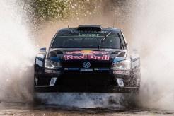 2016 Volkswagen Polo R WRC, Rally Argentina: Ogier/Ingrassia