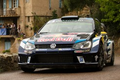 2016 Volkswagen Polo R WRC, Rally France: Mikkelsen/Jæger