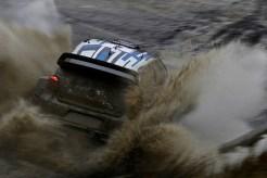 2016 Volkswagen Polo R WRC, Rally Great Britain: Latvala/Anttila