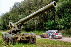 2016 Volkswagen Polo R WRC, Rally Germany: Mikkelsen/Jæger