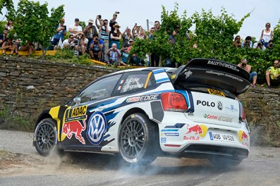 2016 Volkswagen Polo R WRC, Rally Germany: Ogier/Ingrassia