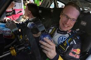 2016 Volkswagen Polo R WRC, Rally Mexico: Latvala