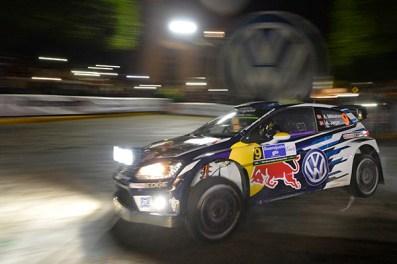 2016 Volkswagen Polo R WRC, Rally Mexico: Mikkelsen/Jæger