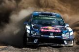 2016 Volkswagen Polo R WRC, Rally Poland: Ogier/Ingrassia