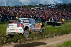 2016 Volkswagen Polo R WRC, Rally Portugal: Latvala/Anttila