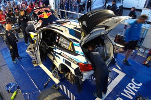 2016 Volkswagen Polo R WRC, Rally Portugal: Service