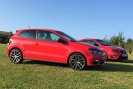 2016 Volkswagen Polo GTI and SEAT Ibiza Cupra