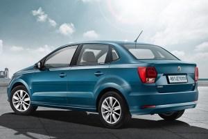 2016 Volkswagen Ameo (India)