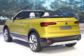 2016 Volkswagen T-Cross Breeze