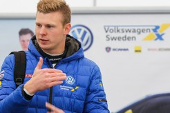 2016 Volkswagen Polo RX, World RX of Germany: Kristoffersson