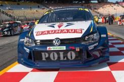2016 Volkswagen Polo RX, World RX of Hockenheim: Kristoffersson