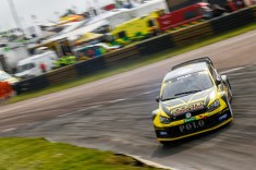 2016 Volkswagen Polo RX, World RX of Great Britain: Foust