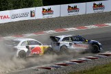 2016 Volkswagen Polo RX, World RX of Norway: Kristoffersson