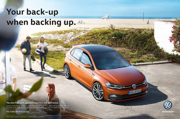 2017 New Volkswagen Polo advertising campaign